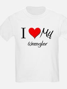 I Heart My Wrangler T-Shirt