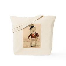 """Cherchant Une """"Pile"""" Tote Bag"""