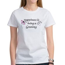 Happiness Is Grammy Tee