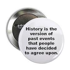 "Bonaparte quote 2.25"" Button (10 pack)"