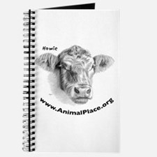 Howie the Cow, Animal Place Journal