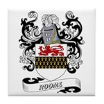 Roome Coat of Arms Tile Coaster