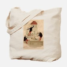 Pas De Substitution Tote Bag