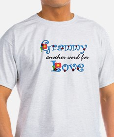 Grammy Love T-Shirt