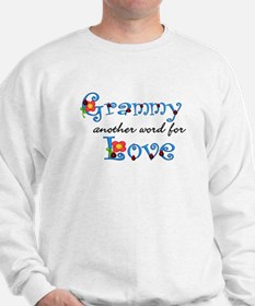 Grammy Love Sweatshirt