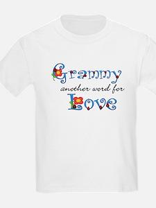 Grammy Love T-Shirt