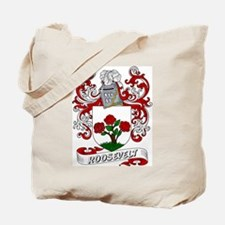 Roosevelt Coat of Arms Tote Bag