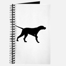 Pointer Dog On Point Journal