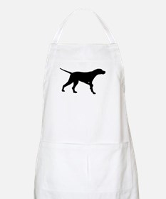 Pointer Dog On Point BBQ Apron