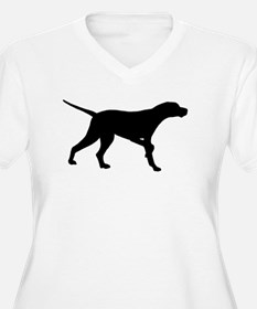 Pointer Dog On Point T-Shirt