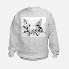 Baby Pig Sweatshirt