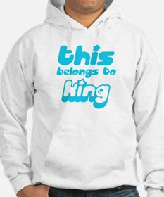 this belogns to King Hoodie