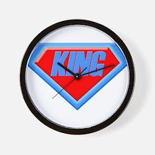 Super King Wall Clock