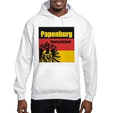 Papenburg Deutschland Hoodie