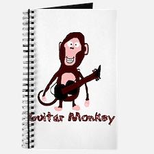 guitar monkey Journal