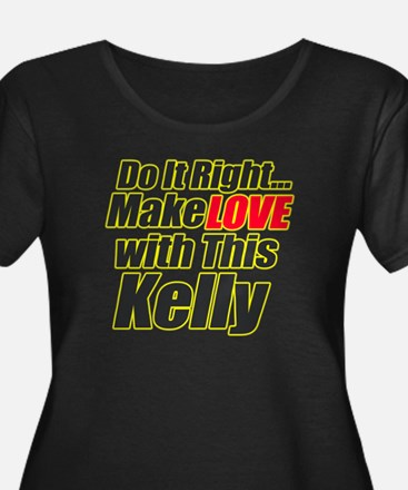 Make love with this Kelly T