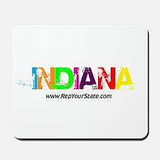 Colorful Indiana Mousepad