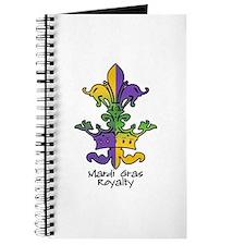 Mardi Gras Royalty Journal