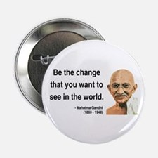 "Gandhi 1 2.25"" Button"