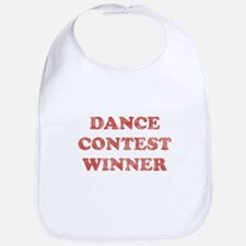 Vintage Dance Contest Winner Bib