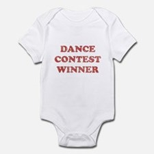 Vintage Dance Contest Winner Infant Bodysuit