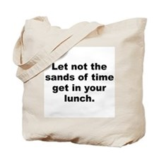 Cute Lunch time Tote Bag