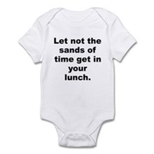 Cute Time for lunch Infant Bodysuit