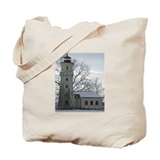 Old Fort Niagara Lighthouse Tote Bag