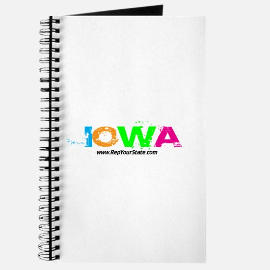 Colorful Iowa Journal