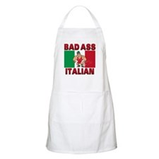 Bad Ass Italian BBQ Apron