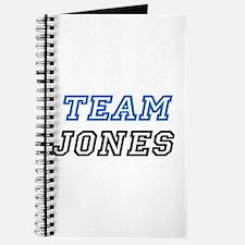 Team Jones Journal