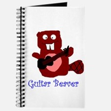 guitar beaver Journal