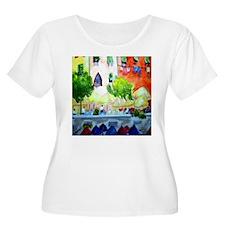 """""""Street Cafe"""" T-Shirt"""
