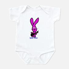 guitar bunny Infant Bodysuit