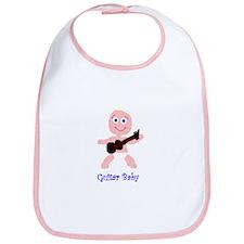 guitar baby Bib