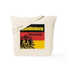 Quedlinburg Deutschland  Tote Bag