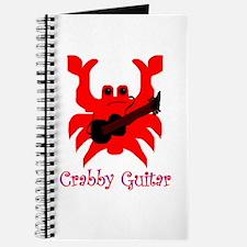 crabby guitar Journal