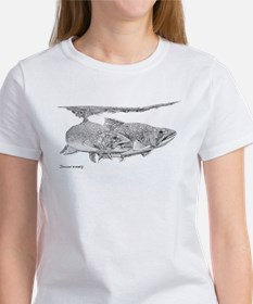 Brook Trout Women's T-Shirt
