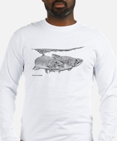 Brook Trout Long Sleeve T-Shirt