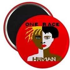 "Anti-Racism 2.25"" Magnet (10 pack)"