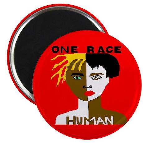 "Anti-Racism 2.25"" Magnet (10 pack)"