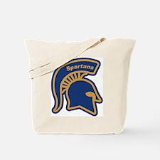 Cute Spartan Tote Bag