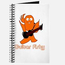 guitar fishy Journal