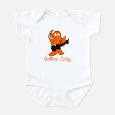 guitar fishy Infant Bodysuit