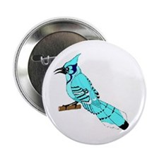 """Bluejays 2.25"""" Button (10 pack)"""