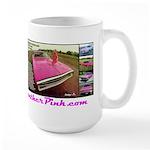 Panther Pink Large Mug