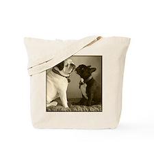 REGGIE & PEPI Tote Bag