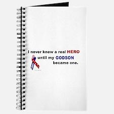 Never Knew A Hero.....Godson (ARMY) Journal
