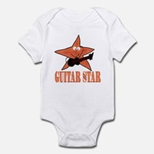 guitar star Infant Bodysuit