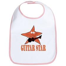 guitar star Bib
